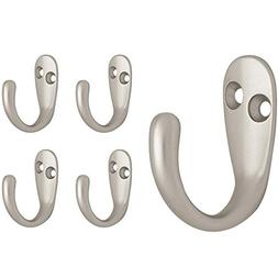 Franklin Brass FBSPRH5-MN-C Single Prong Robe Hook in Matte