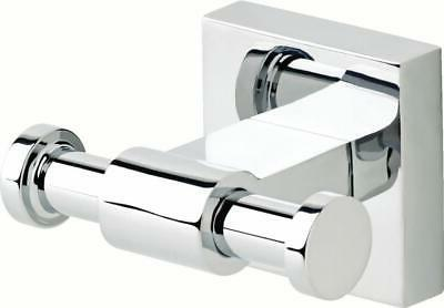 max35 maxted wall mounted double robe hook