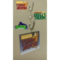 Monkey Hook Picture Hanger Home And Office Pack