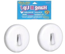 Darice All-Purpose Removable Magnet Hook-White