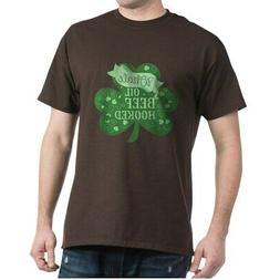 CafePress Whale Oil Beef Hooked T Shirt 100% Cotton T-Shirt